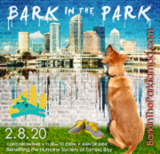 bark in the park 2020